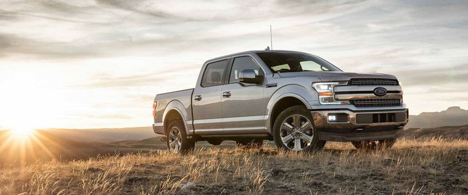 2018 Ford F-150 Main Img