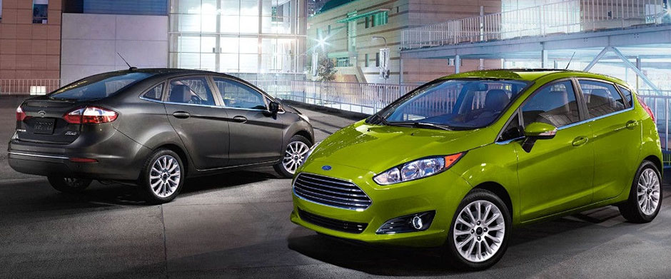 2018 Ford Fiesta Main Img