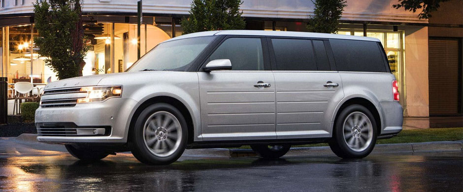 2018 Ford Flex Main Img