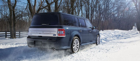 2018 Ford Flex performance