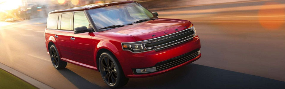 2018 Ford Flex Safety Main Img