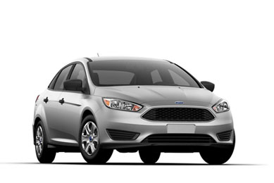 2018 Ford Focus in Salt Lake City