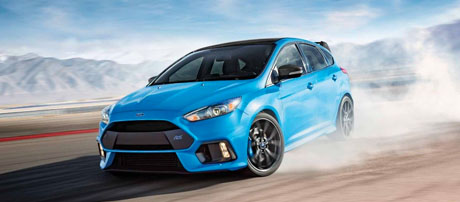 2018 Ford Focus performance