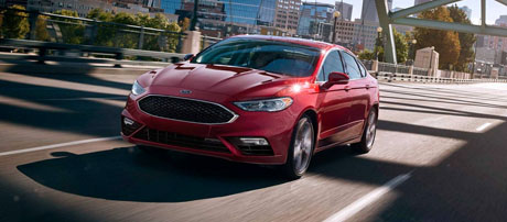 2018 Ford Fusion comfort