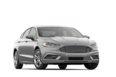 2018 Ford Fusion in Salt Lake City