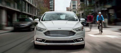 2018 Ford Fusion safety