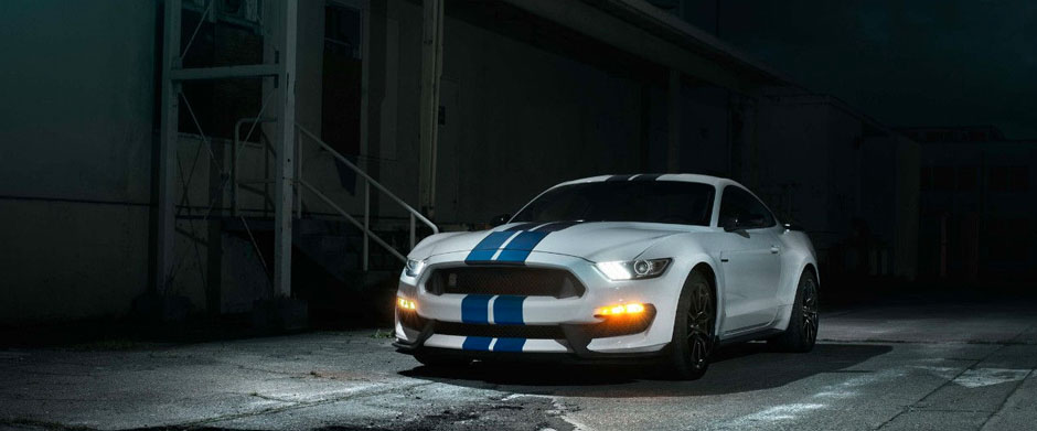 2018 Ford Mustang Shelby GT350 Main Img