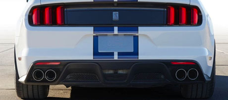 2018 Ford Mustang Shelby GT350 performance