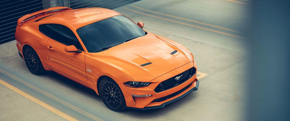 2018 Ford Mustang Appearance Main Img