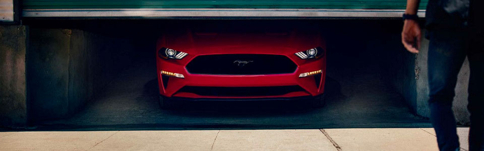 2018 Ford Mustang Safety Main Img