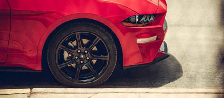 2018 Ford Mustang safety