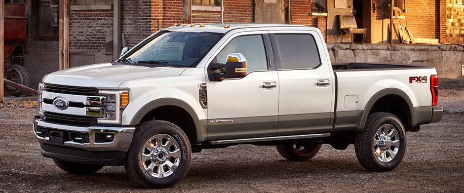 2018 Ford Super Duty Main Img