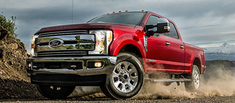 2018 Ford Super Duty performance