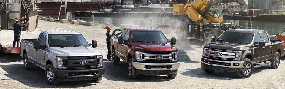 2018 Ford Super Duty Safety Main Img