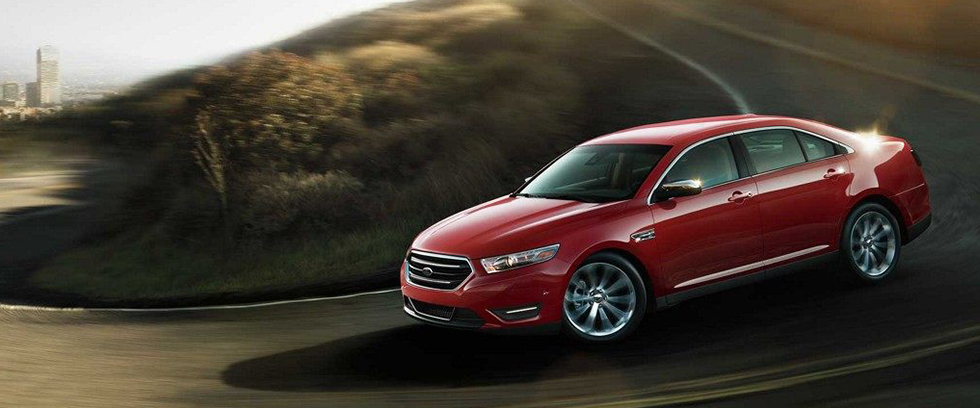 2018 Ford Taurus Appearance Main Img