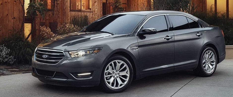 2018 Ford Taurus Main Img