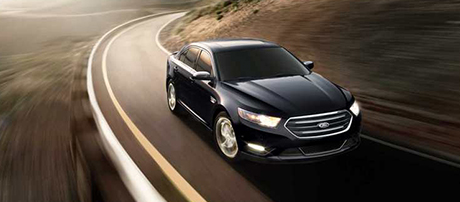2018 Ford Taurus performance