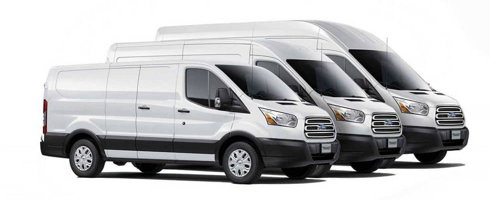 2018 Ford Transit Cargo Van Appearance Main Img