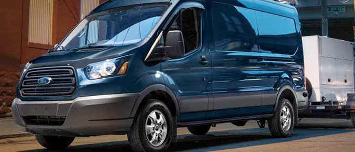 2018 Ford Transit Cargo Van performance