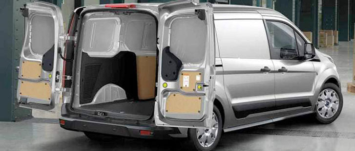 2018 Ford Transit Connect Cargo Van comfort