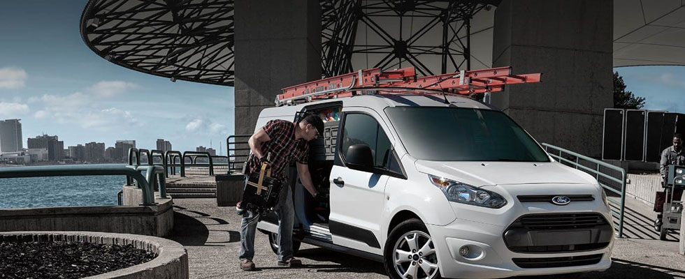 2018 Ford Transit Connect Cargo Van Main Img