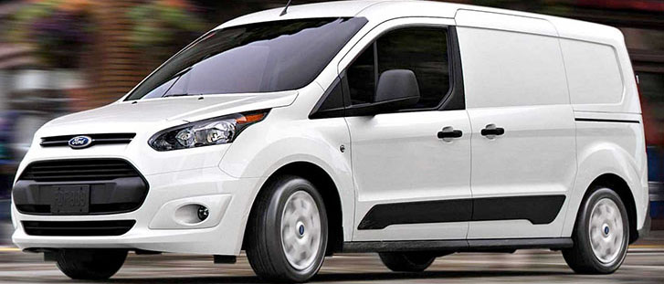 2018 Ford Transit Connect Cargo Van performance