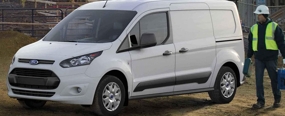 2018 Ford Transit Connect Cargo Van Safety Main Img