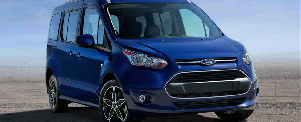 2018 Ford Transit Connect Passenger Wagon Appearance Main Img