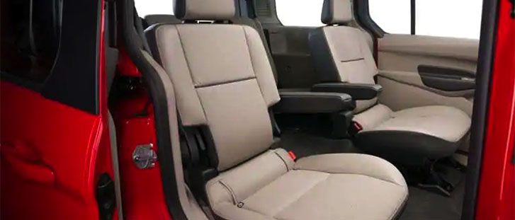 2018 Ford Transit Connect Passenger Wagon comfort