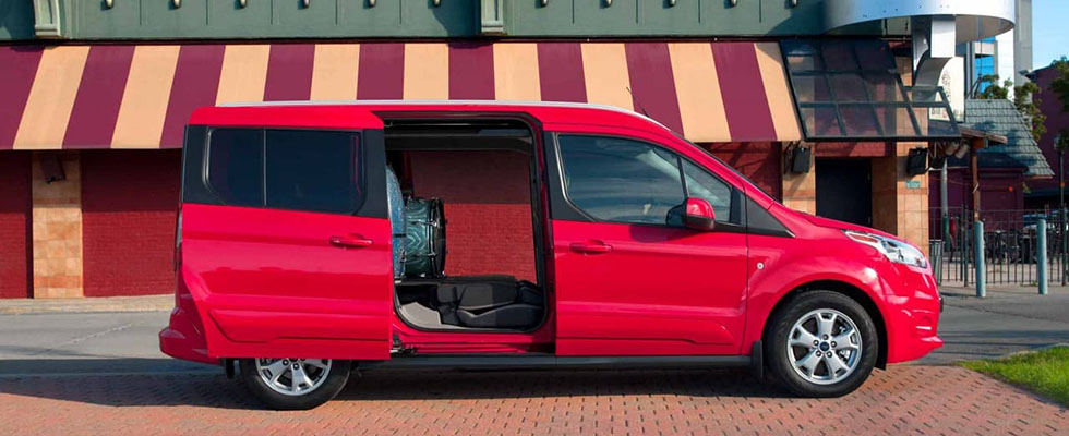 2018 Ford Transit Connect Passenger Wagon Main Img