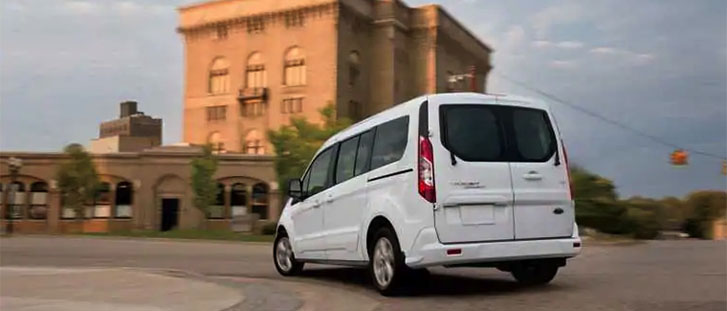 2018 Ford Transit Connect Passenger Wagon performance