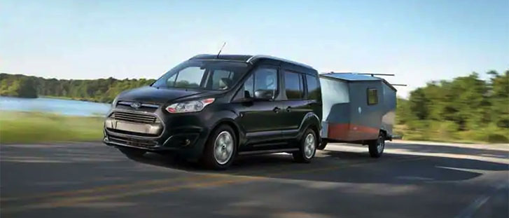 2018 Ford Transit Connect Passenger Wagon safety