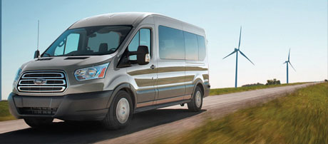 2018 Ford Transit Passenger Wagon performance