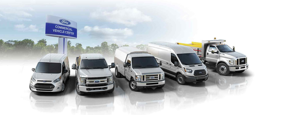 2019 Ford Commercial Vehicles Main Img