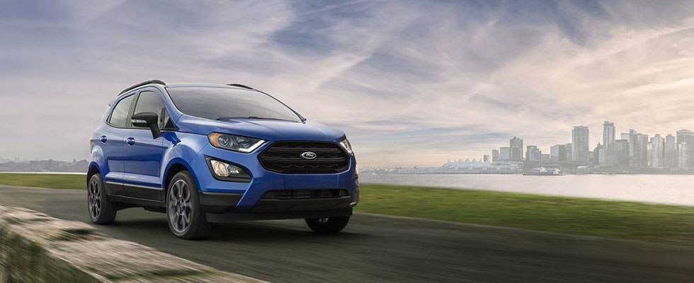 2019 Ford EcoSport Main Img