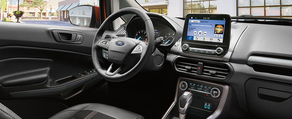 2019 Ford EcoSport Safety Main Img