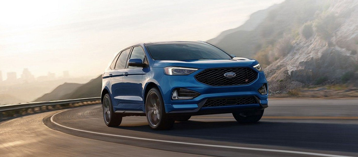 The First SUV From The Ford Performance Team