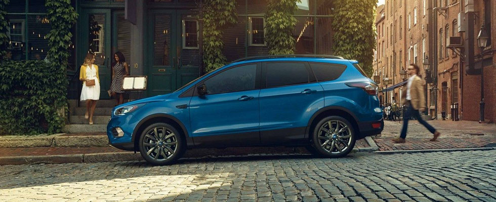 2019 Ford Escape Appearance Main Img