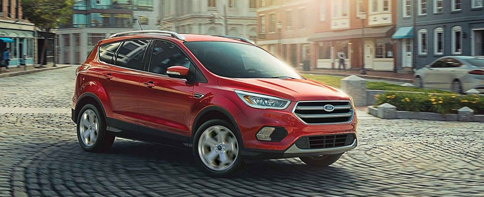 2019 Ford Escape Main Img
