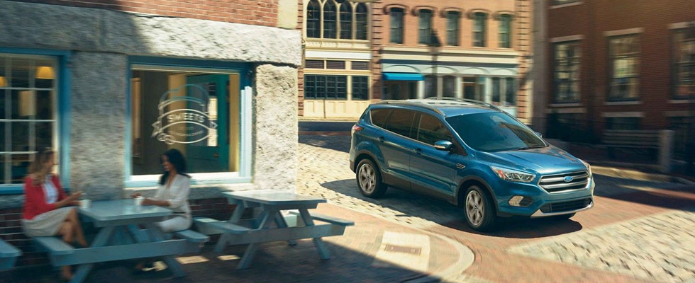 2019 Ford Escape Safety Main Img
