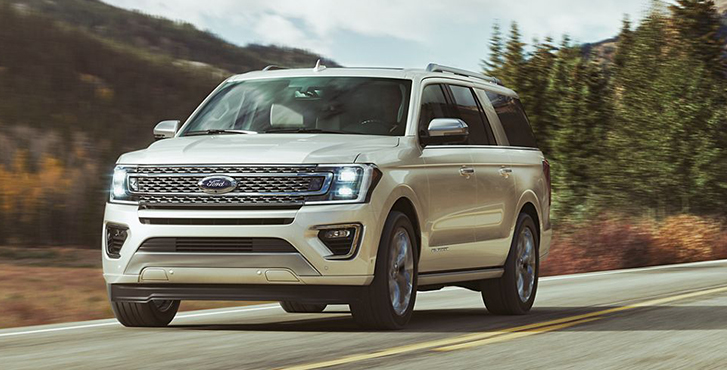 2019 Ford Expedition performance
