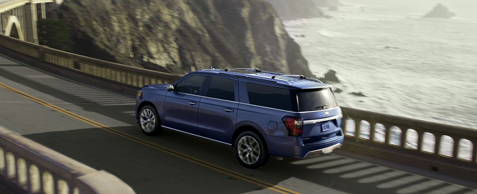 2019 Ford Expedition Safety Main Img