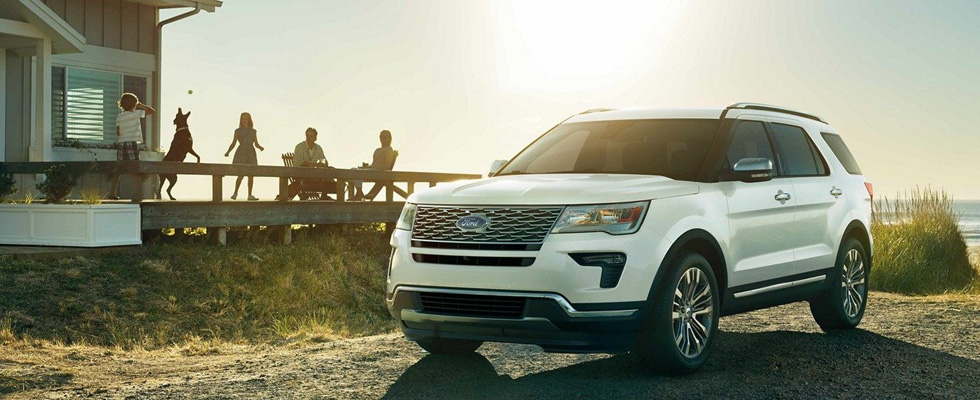 2019 Ford Explorer Appearance Main Img