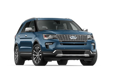 2019 Ford Explorer in Salt Lake City