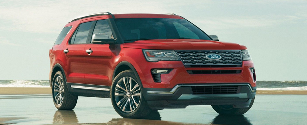 2019 Ford Explorer Main Img