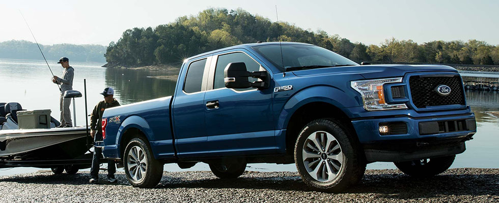 2019 Ford F-150 Appearance Main Img