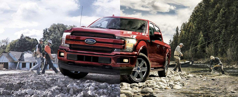 2019 Ford F-150 Main Img