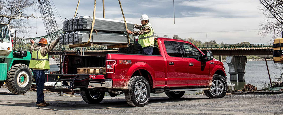 2019 Ford F-150 Safety Main Img