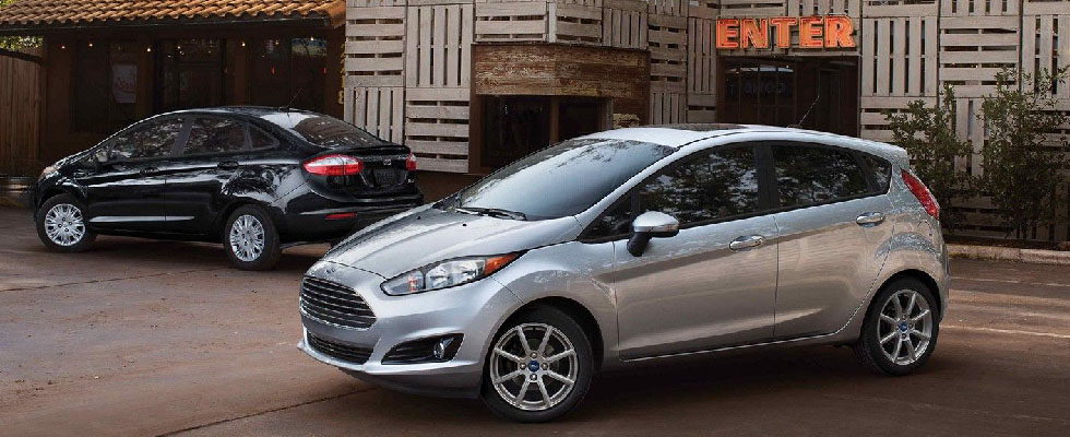 2019 Ford Fiesta Appearance Main Img