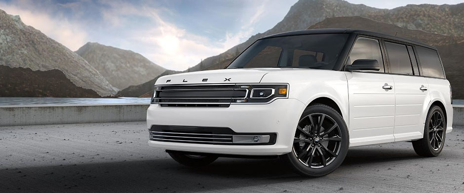 2019 Ford Flex Main Img